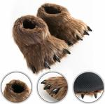 Plush Claw Shoes for Cosplay: $22.39 (Was $27.99) + Delivery (Free with Prime/ $49 Spend) @ Artall Amazon AU