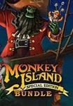 [PC] Steam - Monkey Island 1+2 $1.86 AUD/Lucas Arts Adventure Pack $1.26 AUD/other Disney Games - GamersGate