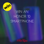 Win an Honor 10 Smartphone from Prize Topia