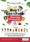 [NSW] Opening Promotion: Buy One Get One Free @ Gong Cha, Canley Heights