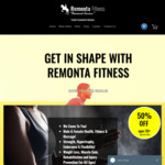 [NSW] 50% Mobile Personal Training off for Ages 50+ (Sydney Only) @ Remonta Fitness