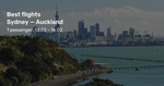 LAN Business Class from Sydney to Auckland from $727 Return (Lie Flat, Dreamliner) Dates Jan/Feb Including over Valentine's Day