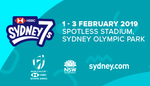 [NSW] Free Tickets for HSBC Sydney 7s Rugby - Friday Pass (1st February 2019, Spotless Stadium) @ Ticketek