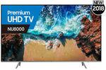 "Samsung 55"" TV UHD 4K NU8000 Series $1119.20 Delivered @ Custom Home Theater eBay"