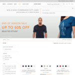 Up to 50% off - E.g. Mens/Women's Merino Zip Hoodies $139.97 Inc Shipping (Was $279.95) + More @ Icebreaker Clothing
