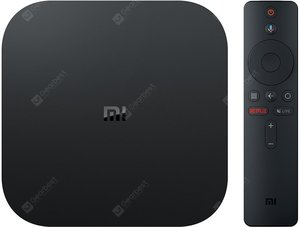 Xiaomi Mi Box S with Google Assistant Remote Official