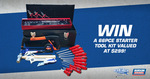 Win an SP Tools 66pc Starter Tool Kit Worth $299 from Burson Auto Parts