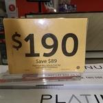 """Platinum 40"""" Full HD LED TV PT4006LED $190 (Was $269) @ Target"""