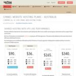 $27 for One Year of Australian Standard cPanel Plan or WordPress Hosting Plan (RRP $90) @ Uptime