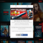 Free Movie Rental from MuviNow - First 25,000 Customers
