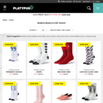 $2.99-$4.99 Per Pair of Socks (Was $24.99-$29.99) @ Platypus (C&C or Spend $25 Shipped via Shipster)