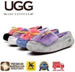 UGG Fluffy Moccasin, Australia Premium Sheepskin, $29 Delivered @ Ugg Express
