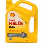 Shell Helix HX5 Engine Oil 15W-40 5 Litre - $16 @ Repco