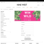 Win a Jamala Wildlife Lodge Experience for 2 Worth $6,000 from Nine West