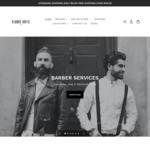 20% Black Friday to Cyber Monday SALE off All Stock (Free Shipping over $48 Spend) @ Barber House