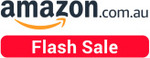 Amazon AU Flash Sale - 20% Cashback (5pm - 6pm AEDT) - Capped at $50 @ Shopback