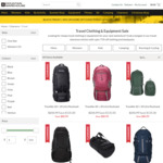 Rucksack, Hiking Outdoorsale - Traveller 60 + 20 Litre Rucksack $80.99 + Delivery or C&C @ Mountain Warehouse