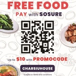 [VIC] Get up to $10 off Your Meal on SoSure App (New Users)