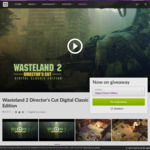 [PC] Free $0 - Wasteland 2 Director's Cut Digital Classic Edition (DRM-Free) @ GOG