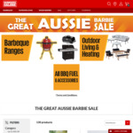 Kamado Joe Classic Series II BBQ's $1499 & up to 50% off Selected BBQs & Outdoor Living @ Barbeques Galore