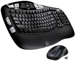 Logitech MK550 Wireless Keyboard and Mouse Combo  $64.50  + Delivery ($0 in-Store / C&C) @ JB Hi-Fi