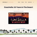 Coachella: 20 Years In The Desert Streaming FREE