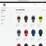 25% off Selected Watches @ adidas Watches