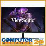 """ViewSonic VX2458-C-MHD 23.6"""" 1080p 144Hz LED Curved Monitor - $224.10 Delivered @ Computer Alliance eBay"""