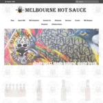 Free Shipping (Min. $30 Spend) @ Melbourne Hot Sauce