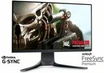 Alienware AW2521HF IPS 1080p 240hz Freesync Monitor $636.64 Delivered @ Dell