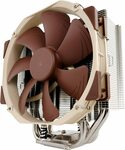 Noctua NH-U14S CPU Cooler with NF-A15 140mm Fan, $106.77 + Delivery ($0 with Prime) @ Amazon US via AU
