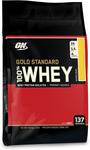 Optimum Nutrition 100% Whey Gold Standard 4.5kg $130.41 Delivered @ HealthCo