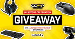 Win a Logitech & Yeti Stream Bundle or Other Prizes from GGWP Academy