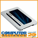 "Crucial 2TB MX500 2.5"" SATA SSD Drive - $305.15 Delivered (Paying with Afterpay) @ Computer Alliance eBay"
