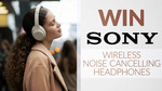 Win a Pair of Sony WH-1000XM4 Wireless NC Headphones Worth $549.95 from Seven Network