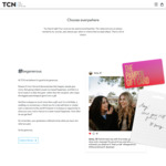 TCN 10% off The Pamper, The Cinema, The Pub & Bar, The Restaurant Gift Cards