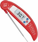 Digital Meat Thermometer Suit for Kitchen, BBQ $11.19 + Delivery ($0 with Prime/ $39 Spend) @ Wetekcity Direct via Amazon AU