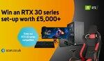 Win a 3XS Vengeance R9 Gaming PC Setup Worth Over $8,800 from Scan