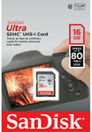 SanDisk 16GB SDHC $2 (Was $5) @ Bing Lee