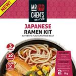 Mr Chen's Japanese Ramen Kit 1kg, Vietnamese Beef Pho Kit 900g $3.25 at Woolworths (Limited Stores)