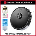 Roborock S6 MaxV Smart Robot Vacuum & Mop Cleaner (+Bonus $100 eBay GC) - $1079.10 Delivered @ Roborock eBay