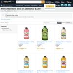 [Prime] Bundaberg Drinks (Various) 12x 375ml $12 Delivered ($10.11 S&S) @ Amazon AU