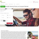 Double Velocity Points | 1,000 Bonus Points for 4+ Days on Europcar Rentals @ Virgin Australia