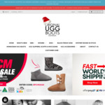 Original UGG Boots Early BFCM Sale. 25% off Everything Online. Shipping $9.95/ $19.95 Plus Sale in Store (Braeside 3195)