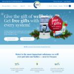 20% off Storewide at Zazen Water Filters