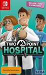 [Switch] Two Point Hospital $28 (Was $59.95) + Delivery ($0 with Prime/ $39 Spend) @ Amazon AU