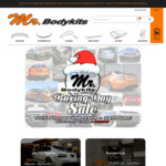 10% off Sitewide @ Mr Bodykits
