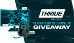 Win a Gaming Bundle from ThriveFantasy and Sweeps