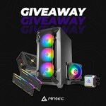 Win 1 of 3 Antec Prize Packs from Mwave