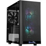 SilverStone PS15 Pro ARGB mATX Tempered Glass Case $59 (Was $89) + Delivery @ PC Case Gear / $65 C&C @ Umart